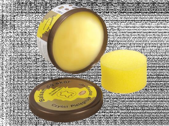 Balsam do skór z woskiem pszczelim