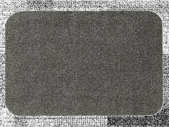 Mata wejściowa Premium szara 75 x 100 cm