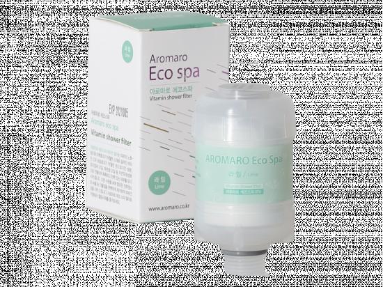 Aromaro ECO SPA filtr do słuchawki prysznicowej (zapach: lime (limonka))