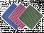 Multiczyścik Charcoal, 32 x 32 cm