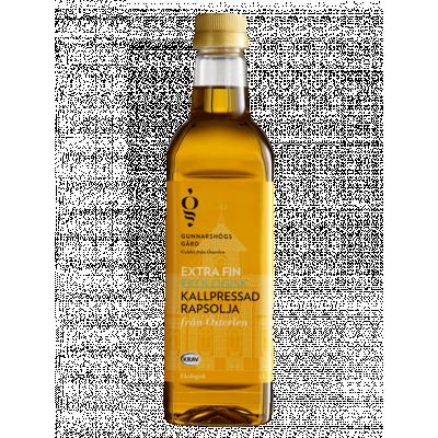Organiczny Olej rzepakowy Canola