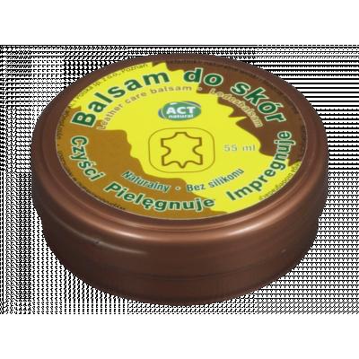 Mini Balsam do skór z gąbką