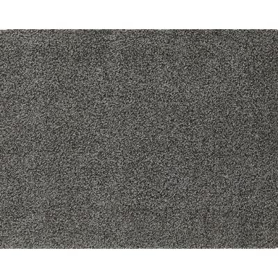 Mata wejściowa Cotton de Luxe szara 75 x 100 cm