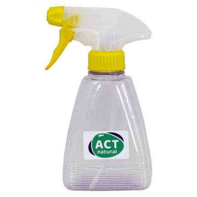 Spryskiwacz ACT z żółtą końcówką