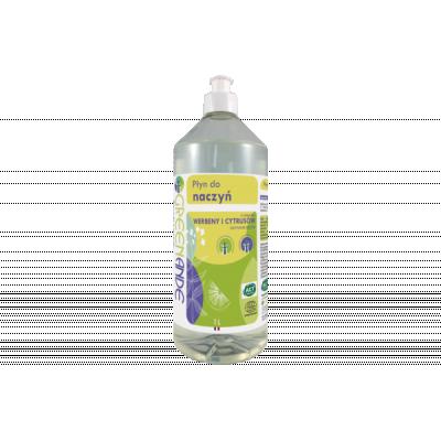 Ekologiczny płyn do mycia naczyń werbena / cytrus